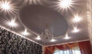 Натяжные потолки Пушкин и Санкт-Петербург